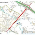 Night time resurfacing for A46 Shurdington Road, Brockworth - Check the dates to plan your journey