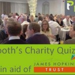 Paish Tooth Charity Quiz Night in aid of James Hopkins Trust