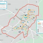 Cheltenham Half Marathon Road Closures - Sunday 30th September 2018 - CLICK HERE TO SEE A HIGH-RESOLUTION MAP OF THE ROUTE