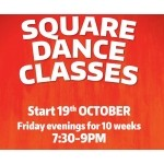 American Square Dancing - Weekly Classes