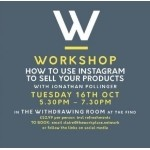 Workshop - Selling on Instagram with Jonathan Pollinger