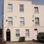4 bed end terrace house to rent in Prestbury Road, Cheltenham GL52 - £1,750