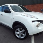 FEATURED VEHICLE OF THE WEEK: Nissan Juke VISIA, ISOFIX+AIRCON+ALLOYS - 2011 (11 plate)