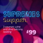 New Year's Eve – Supremes