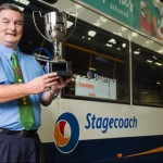 Stagecoach West driver is named as one of the best bus drivers in the UK