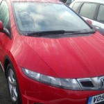 FEATURED VEHICLE OF THE WEEK: HONDA CIVIC (2009) - £5,190