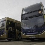 Stagecoach West's Park & Ride services take the hassle out of trips to Cheltenham's new John Lewis