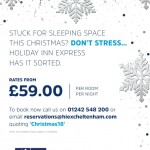 Holiday Inn Express rooms for Family Vacations this Christmas