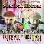 Sherlock Holmes and the Curious Case of Dr Jekyll and Miss Hyde