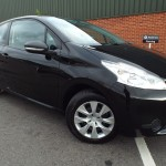 FEATURED VEHICLE: Peugeot 208 ACCESS, £0.00 TAX+LONG MOT+TWO KEYS - 2013 (63 plate)