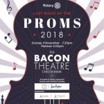 Enjoy Last Night at the Proms this weekend in support of local hospice