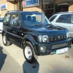 FEATURED VEHICLE OF THE WEEK: Suzuki Jimny 1.3 VVT SZ3 3dr - £11,995