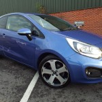Kia Rio 3 ECODYNAMICS, BLUETOOTH+LONG MOT+HEATED SEATS - 2014 (64 plate)