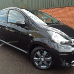 Toyota AYGO VVT-I MOVE WITH STYLE, £0.00 TAX+SATNAV+5 DOORS - 2013 (63 plate)