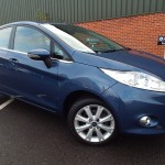 Ford Fiesta ZETEC, BLUETOOTH+LONG MOT+RECENT SERVICE - 2009 (59 plate)