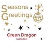 Book your Christmas Party at The Green Dragon