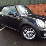 MINI Cooper D ZR32, CONVERTIBLE+LEATHER+£20 TAX - 2011 (11 plate)