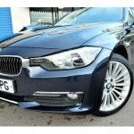 BMW 3 Series 2.0 320d Luxury (s/s) 4dr - £11,499