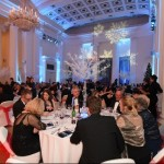 Glittering charity winter ball a festive celebration with a difference