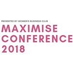 Maximise Conference & Awards 2018 - Book Now!