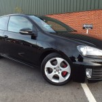 Volkswagen Golf GTI, 6 SPEED+ISOFIX+FSH+LONG MOT - 2010 (60 plate)