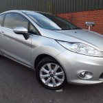 Ford Fiesta ZETEC, PRIVACY GLASS+ISOFIX+FSH - 2011 (11 plate)