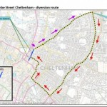 NEWS: Winchcombe Street Resurfacing and Diverson