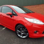 FEATURED VEHICLE OF THE WEEK: Ford Fiesta ZETEC S, ALLOYS+RECENT SERVICE+TWO KEYS - 2009