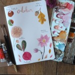 Create your own hand-painted nature journal with Emma Block: Cotswolds