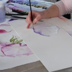 Watercolour workshop: Cotswolds