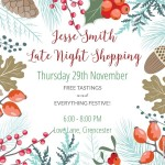 ON TONIGHT - Jesse Smith Late Night Shopping Evening