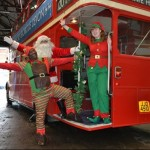 Ho, ho, ho! Stagecoach West launches Christmas Santa Bus for charity