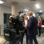 GFirst LEP Christmas Drinks - Live on BBC Points West on Thursday 13th December 2018