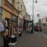 Shopping in Cheltenham's Lower High Street