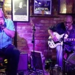 Damon T + Mark Cole | Cafe Rene - Gloucester