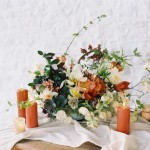 Spring flower arranging with Honeysuckle & Hilda: Cotswolds