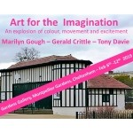Art for the Imagination - An explosion of colour, movement and excitement