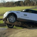 Video of the Eastnor Land Rover Driving Experience