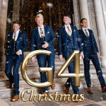 COMPETITION: WIN 2 tickets to see G4 Christmas at Gloucester Cathedral