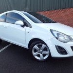 FEATURED VEHICLE OF THE WEEK: Vauxhall Corsa SXI, LONG MOT+FSH+PRIVACY GLASS - 2013