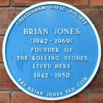 Brian Jones 50th Anniversary Walking Tour