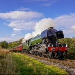 Flying Scotsman coming to Gloucestershire