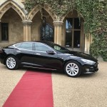 RESERVED AUCTION LOT: Use of our Tesla Model S for half a day - Cleevely Electric Vehicles