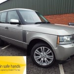 Land Rover Range Rover TDV8 VOGUE, HEATED LEATHER+AUTO+P/SENSORS - 2010 (59 plate)