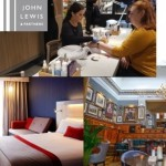 RESERVED AUCTION LOT: Cheltenham Stay, Style and Pamper Package