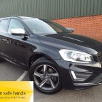 Volvo XC60 D4 R-DESIGN, £30 TAX+PT LEATHER+BLUETOOTH - 2014 (64 plate)