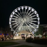 REVIEW: Giant Observation Wheel in Imperial Gardens