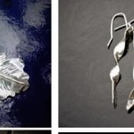 Create A Sterling Silver Pendant or Earrings with Wendy Murphy