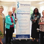 Celebrating the work of the Cheltenham Soroptimists