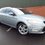Ford Mondeo TITANIUM X BUSINESS EDITION TDCI FULL LEATHER+B/TOOTH+SAT NAV - 2014 (64 plate)